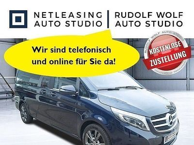 gebraucht Mercedes V250 V-Klassed Lang Edit Sport+DAB+18''+Kam+ILS+StHz+N... Kombi / Family Van