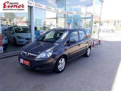 gebraucht Opel Zafira 1,8 DOHC Ecotec Classic Van
