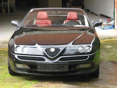gebraucht Alfa Romeo Spider 916 Cabrio / Roadster,