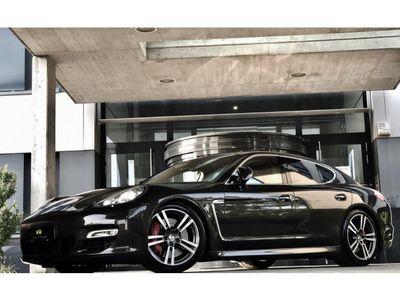 brugt Porsche Panamera Turbo 500PS / NEU ÜBERPRÜFT / TOP-ZUSTAND /