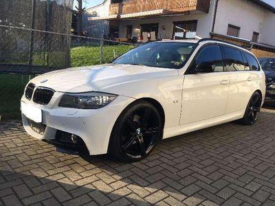 gebraucht BMW 318 d Touring M-Paket