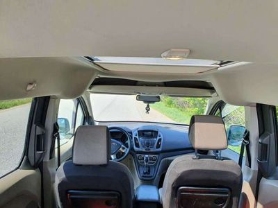 gebraucht Ford Tourneo Connect Grand 1,5 TDCi Start/Stop Powershift L2 Titaniu