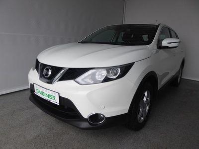 gebraucht Nissan Qashqai 1,6 dCi Acenta ALL-MODE 4x4i