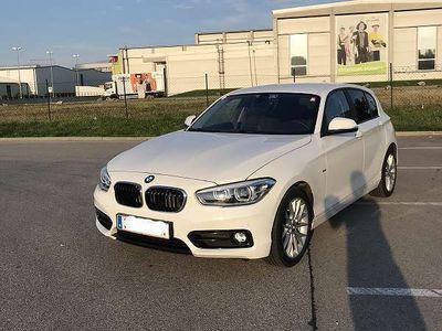 gebraucht BMW 116 1er-Reihe1er-Reihe Diesel (F20) Sport Line Klein-/ Kompaktwagen,