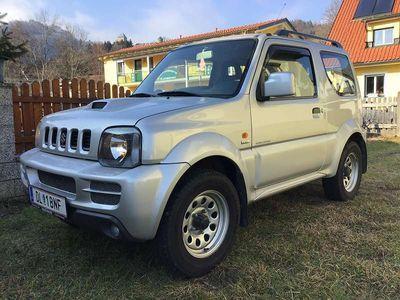 gebraucht Suzuki Jimny 1.5 VX DDIS SUV / Geländewagen,