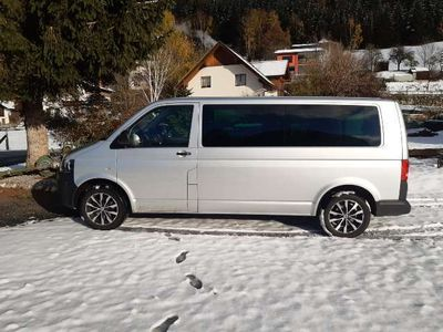 gebraucht VW Caravelle T5LR Startline 2,0 BMT TDI 4motion