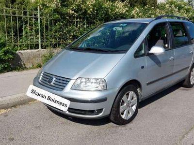 gebraucht VW Sharan Business TDI