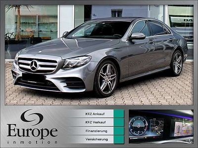 gebraucht Mercedes E220 AMG / Widescreen / Multibeam LED / Comand / 360 Kame