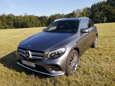 gebraucht Mercedes 250 GLC-KlasseCDI SUV / Geländewagen