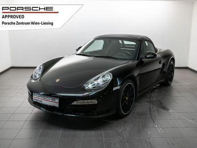used Porsche Boxster S Black Edition