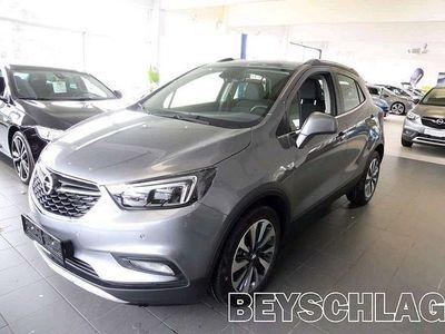 gebraucht Opel Mokka X 1,6 CDTI BlueInjection Innovation Aut. SUV / Geländewagen,