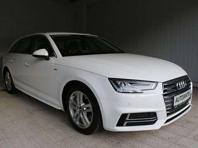 gebraucht Audi A4 S-Line quattro*AUT*AHK*NAV*uvm..