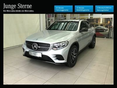 gebraucht Mercedes GLC250 GLC-Klasse4MATIC Sportwagen / Coupé,