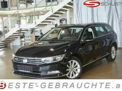 gebraucht VW Passat Var. TSI 2.0 4Motion DSG Highline