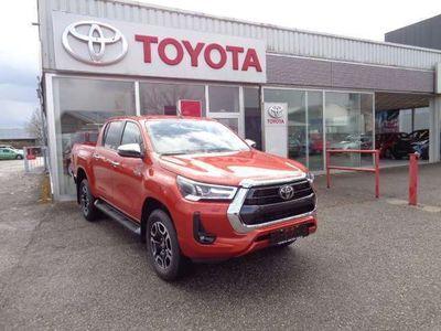 gebraucht Toyota HiLux 2,8 D-4D DK Aut. #NETTO 33.325.-#