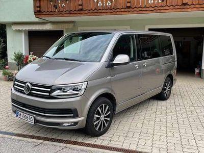 gebraucht VW Multivan T6Edition LR 2,0 TDI 4Motion BMT DSG
