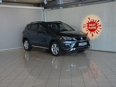 gebraucht Seat Ateca 1,5 FR ACT 4WD TSI DSG SUV / Geländewagen,