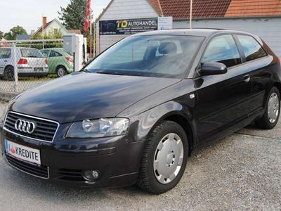 gebraucht Audi A3 Attraction 1,9 TDI**PICKERL**
