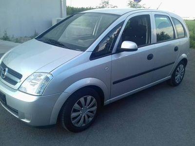 gebraucht Opel Meriva 1,6 16V Essentia