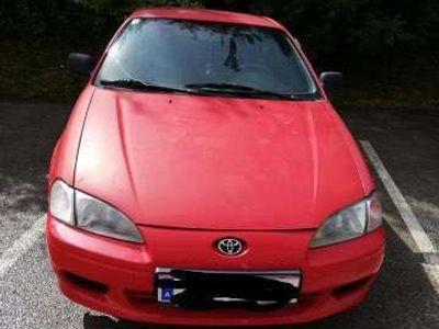 gebraucht Toyota Paseo 1,5i 16V