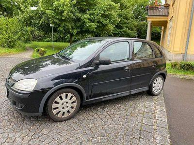 gebraucht Opel Corsa C 1,2 Klein-/ Kompaktwagen