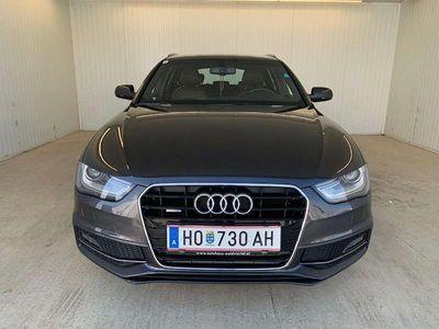 gebraucht Audi A4 2,0 TDI QUATTRO Kombi / Family Van