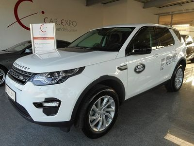 brugt Land Rover Discovery Sport 2,0 TD4 150 4WD Pure Aut.