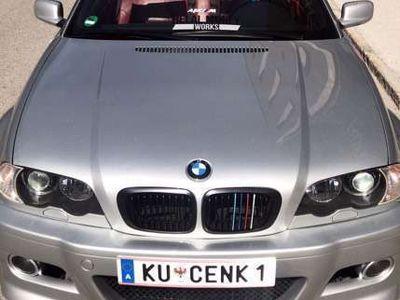 gebraucht BMW 320 Cabriolet 3er-Reihe Cabrio E46