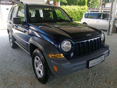 gebraucht Jeep Cherokee 28 Sport Plus CRD TD Aut. !ROSTFREI!