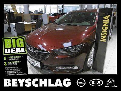 gebraucht Opel Insignia ST 1,6 CDTI BlueInjection Innovation S... Kombi / Family Van
