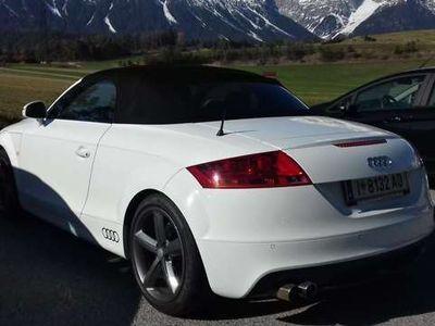 gebraucht Audi TT Roadster Roadster 1.8 Turbo Benziner Cabrio /