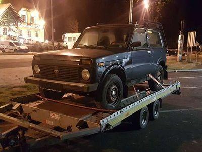 gebraucht Lada Taiga SUV / Geländewagen