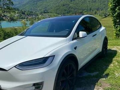 gebraucht Tesla Model X 100D Allradantrieb