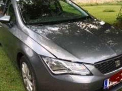 gebraucht Seat Leon 1,6 CR TDI Limousine