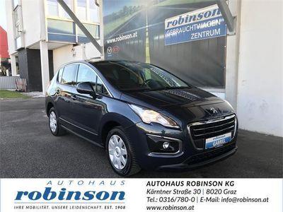 gebraucht Peugeot 3008 1,6 BlueHDi 120 S&S Allure EAT6 Limousine
