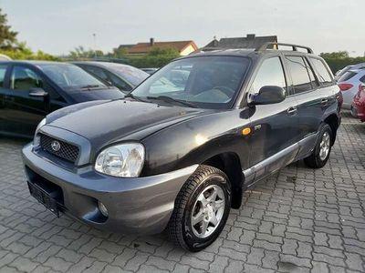 gebraucht Hyundai Santa Fe 2,0 CRDI Elegance * Pickerl bis 06/21 * SUV / Geländewagen