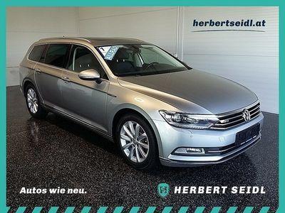 gebraucht VW Passat Variant SCR Highline TDI 4Motion DSG **ANHÄNGEVORRICHTUNG