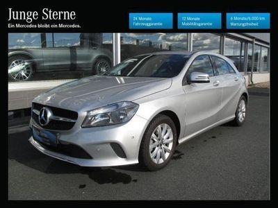 gebraucht Mercedes A160 A-KlasseAustria Edition Limousine,