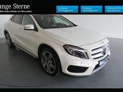 gebraucht Mercedes GLA220 CDI 4MATIC AMG Line