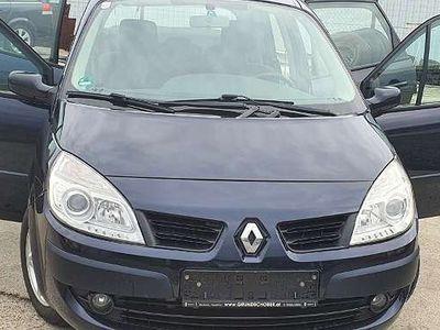 gebraucht Renault Scénic II Extreme 1,5 dCi DPF Kombi / Family Van