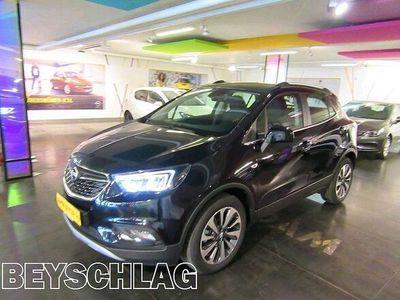 gebraucht Opel Mokka X 1,6 CDTI BlueInjection Innovation Start/Stop System, Innovation, 136 PS, 5 Türen, Schaltgetriebe