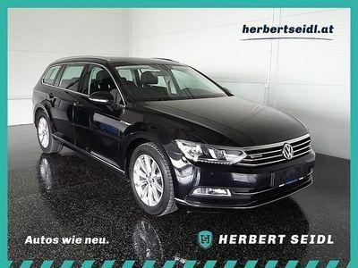 brugt VW Passat Variant SCR Highline 2,0 TDI 4Motion *ACC / LED / NAVI*