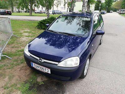 brugt Opel Corsa 1.7 dti Klein-/ Kompaktwagen,