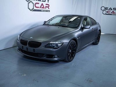 gebraucht BMW 635 6er-Reihe d *LEDER*XENON*SCHIEBEDACH*KEYLESS* Sportwagen / Coupé,