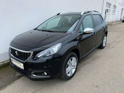 gebraucht Peugeot 2008 1,2 Pure Tech 82 Style