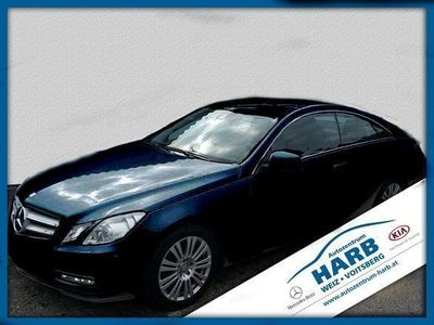 gebraucht Mercedes E250 E-KlasseBlueEfficiency CDI Aut. Sportwagen / Coupé,