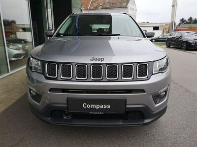 gebraucht Jeep Compass 2,0 MultiJet AWD 9AT 140 Longitude Busines