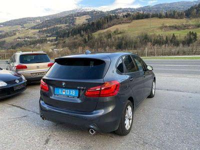 gebraucht BMW 218 2er-Reihe Active Diesel (F45)Tourer Advantage Aut.