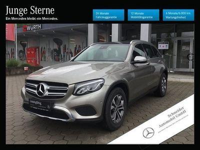 gebraucht Mercedes GLC220 GLC-Klassed 4Matic SUV / Geländewagen