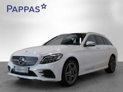 gebraucht Mercedes C220 d T 4MATIC Aut. Panorama-Schiebedach, AMG Line